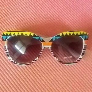 Accessories - Retro Miami Vice shades